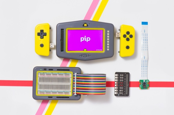 Pip is a do it yourself handheld for programming apps and games pip is a do it yourself handheld for programming apps and games solutioingenieria Gallery