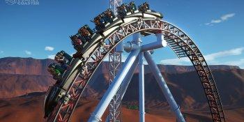 Planet Coaster celebrates second anniversary and 4 million toilets