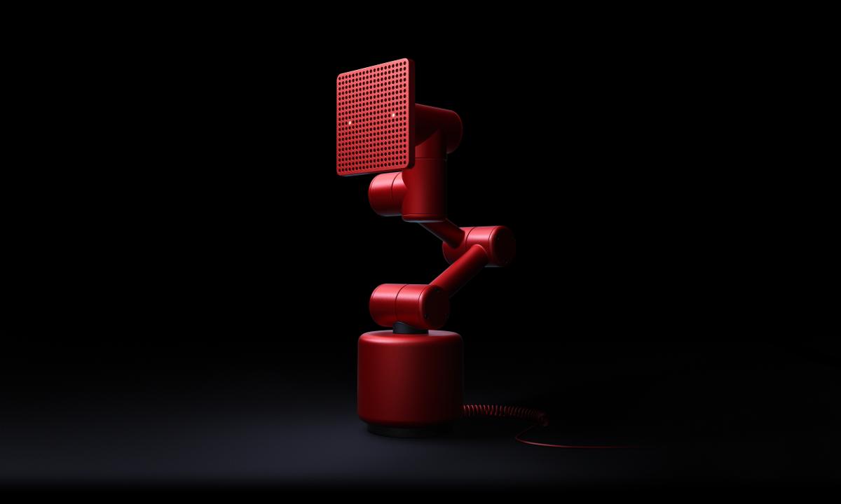 Baidu Raven H Smart Speaker Features A Colorful Design