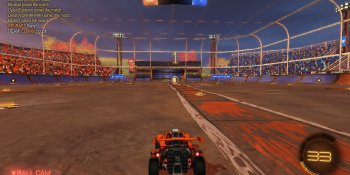 You can compete on Rocket League for the Switch