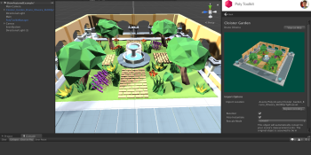 Google launches Poly API for AR/VR assets in Unity and Unreal