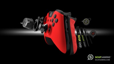 Scuf's Infinity1 Xbox One gamepad is like a lighter, cheaper Elite