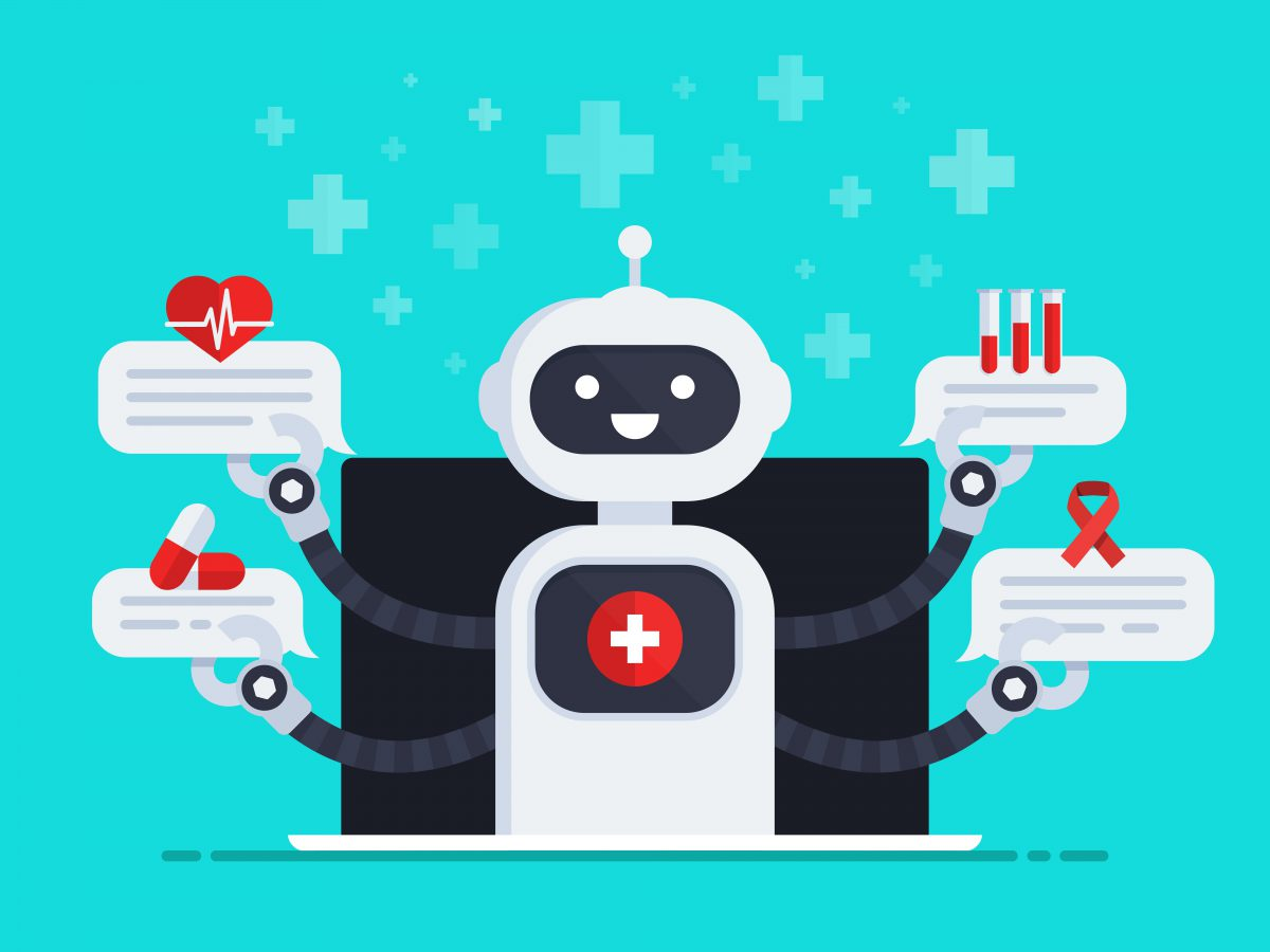 Health care bots are only as good as the data and doctors they learn from