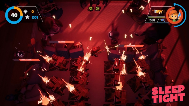 We Are Fuzzy unveils bedtime shooter Sleep Tight for the