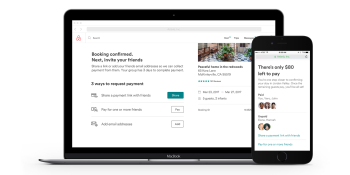 Airbnb now lets groups of guests split the cost of their stay