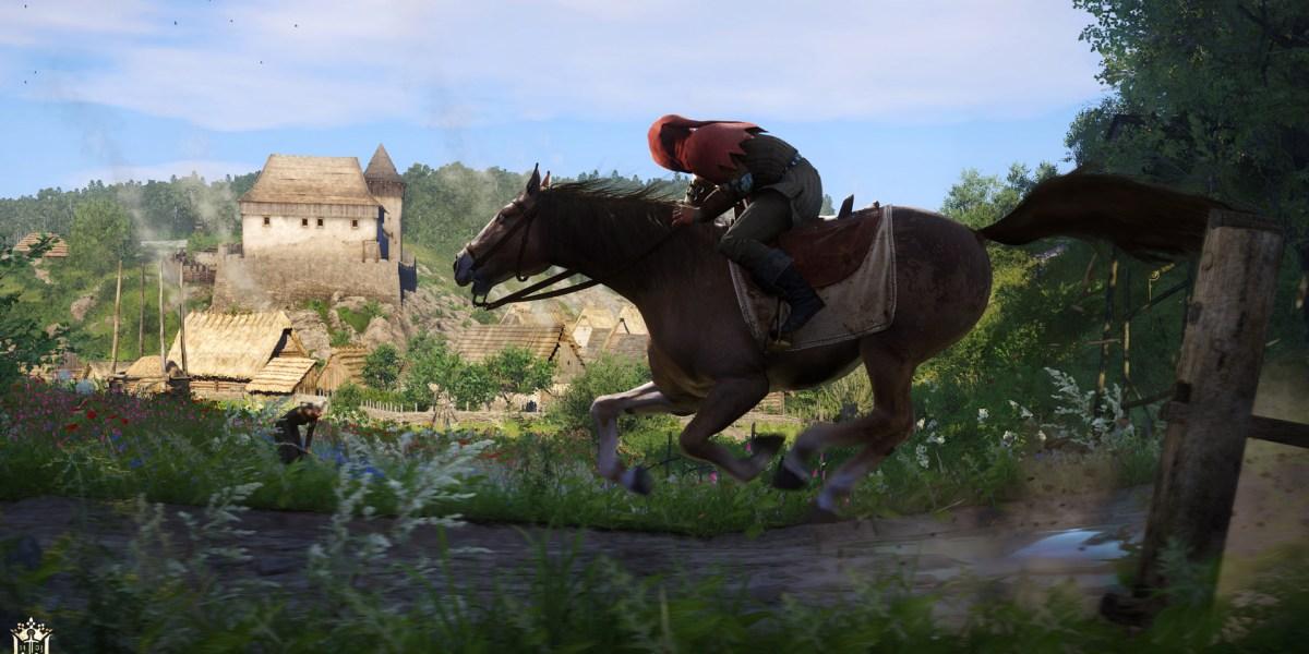 Kingdom Come: Deliverance by Warhorse Studios.