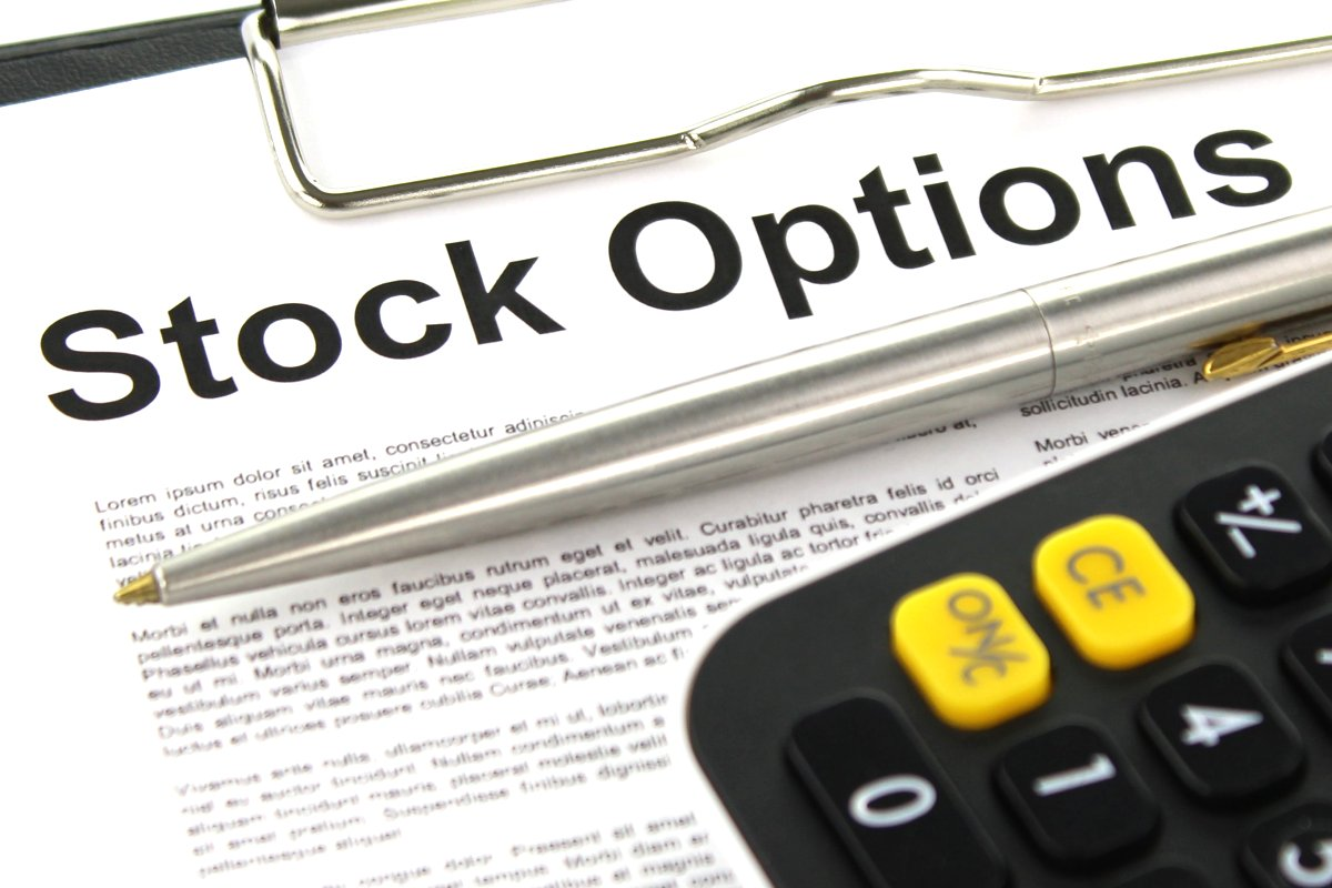 Stock options plans for private company