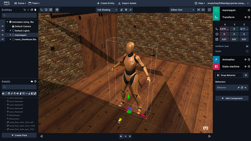 Amazon Debuts Sumerian To Help Developers Make VR, AR, 3D Apps
