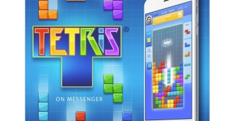 Tetris launches as an instant game on Facebook Messenger