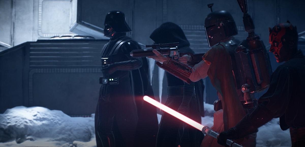 Star Wars: Battlefront II -- multiplayer tips and     Ewoks