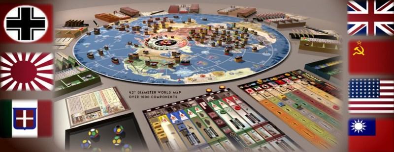 War Room: How Axis & Allies creator Larry Harris designed