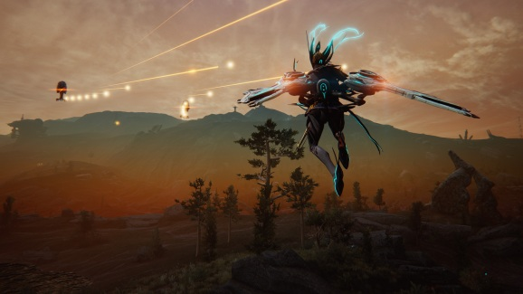 photo image Warframe opens 38 million-player present for its 5th birthday