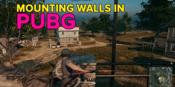 Vaulting in PlayerUnknown's Battlegrounds feels unnatural