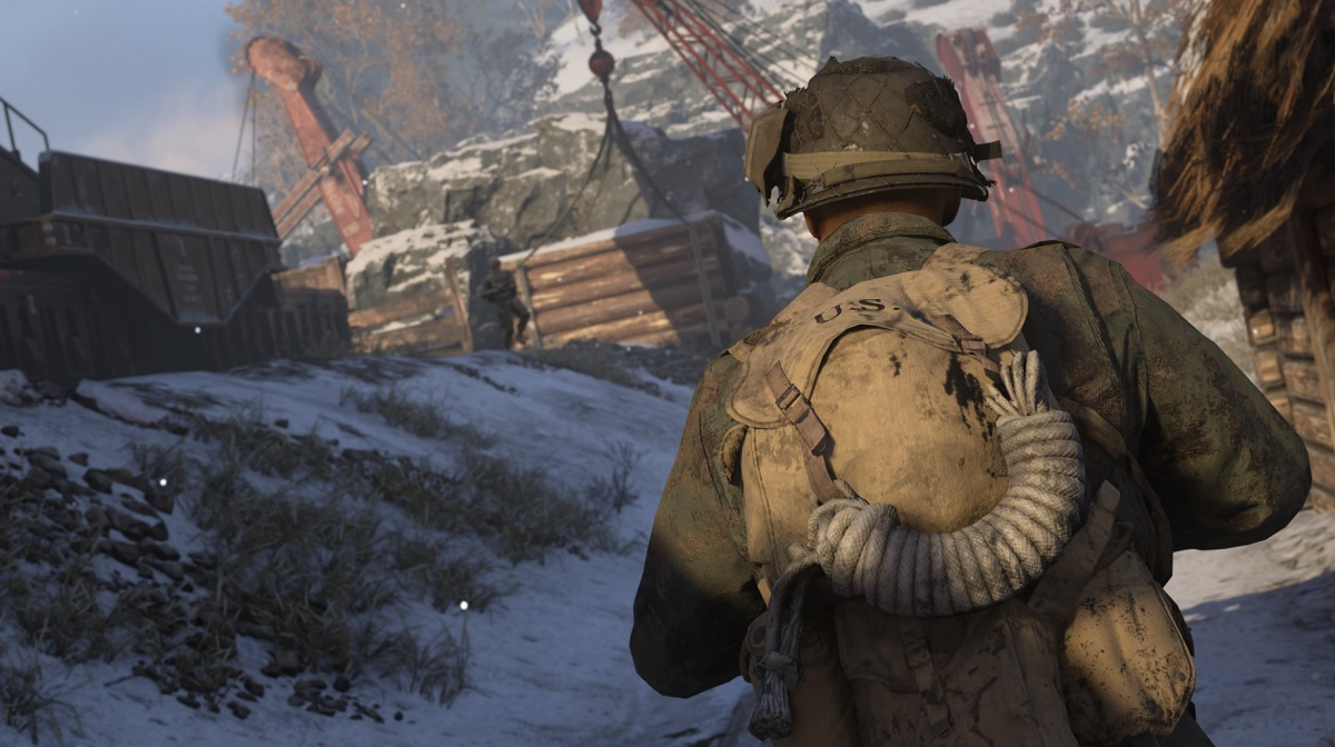 Call of Duty: WWII directors leave Sledgehammer Games