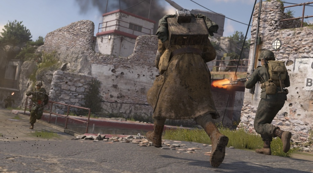 Call of Duty: WWII -- Sledgehammer Games' best tips for getting good at multiplayer ww ii 8