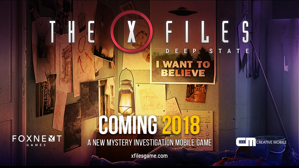 Fox unveils The X Files Deep State mobile game coming in early 2018								 									 					 												Soomla Some game ads can cause a mobile app to lose 3 times more users