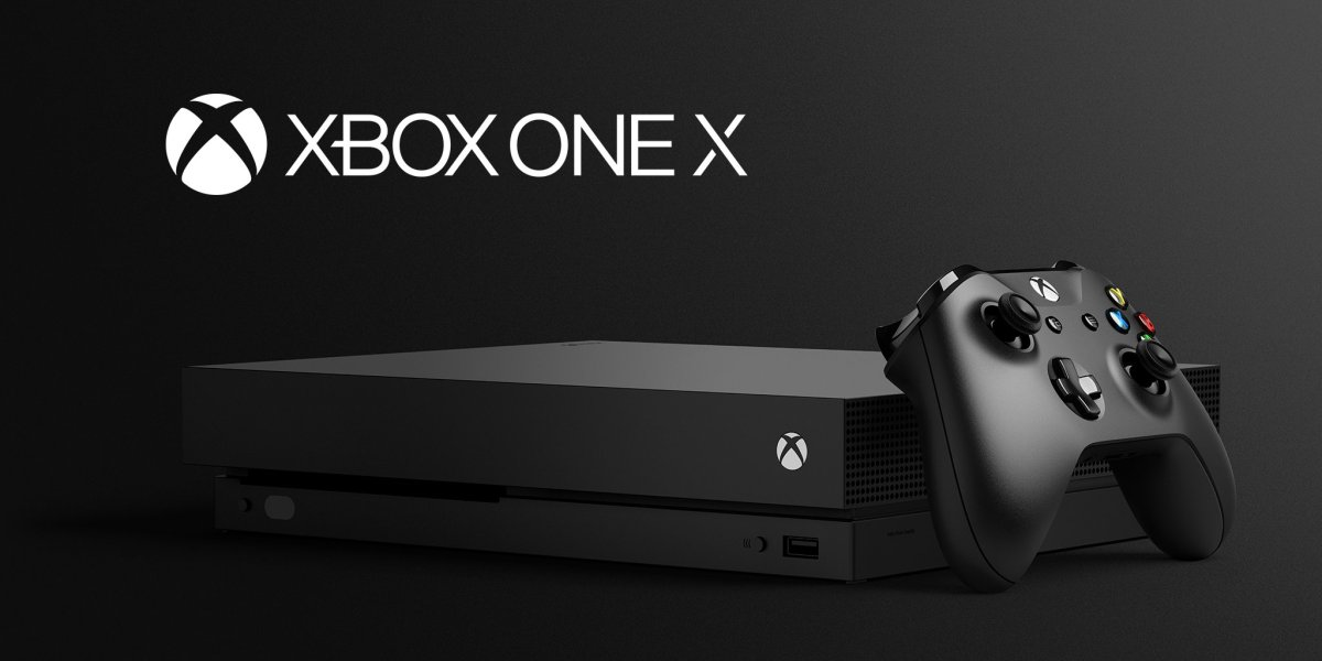 Goodbye, Xbox One X.