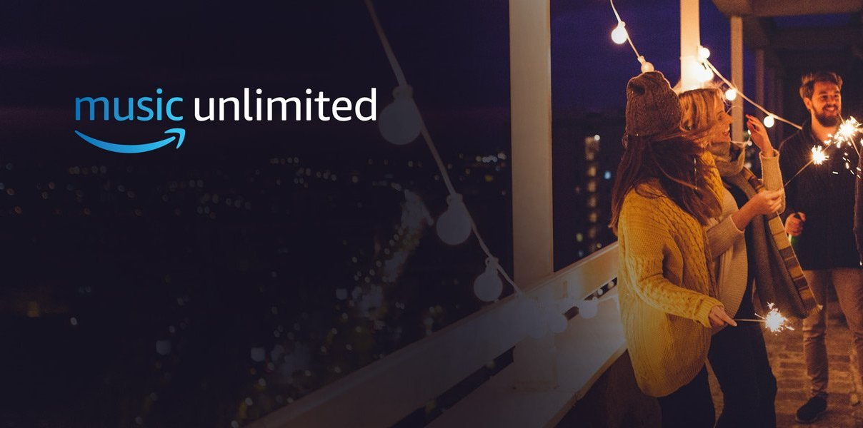 Amazon Music Unlimited Launches in Canada