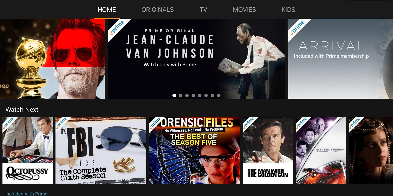 how to watch amazon prime on apple tv 2