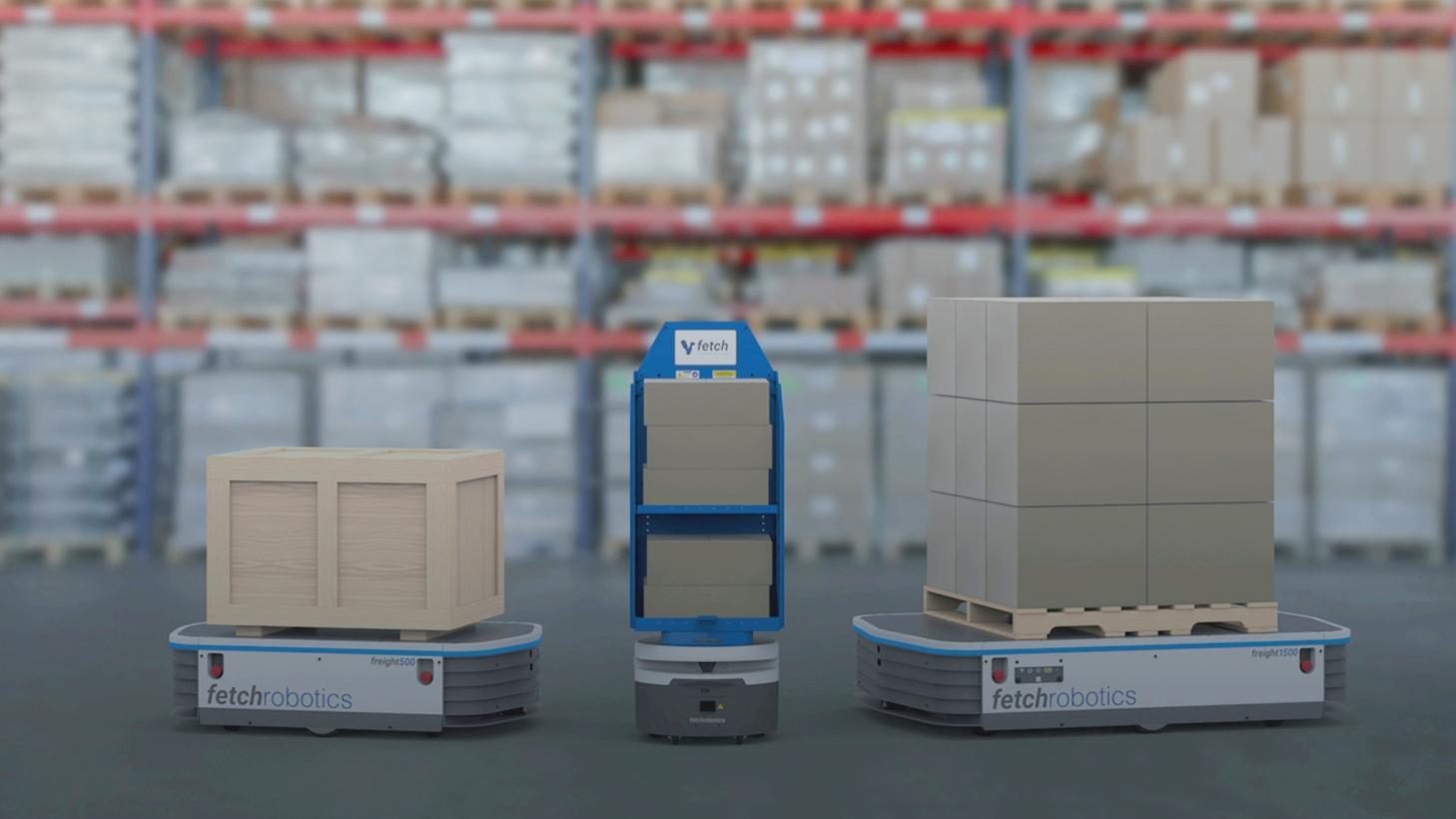 Fetch Robotics raises $25 million to automate warehouses