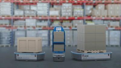 Industrial automation startup Fetch Robotics raises $46