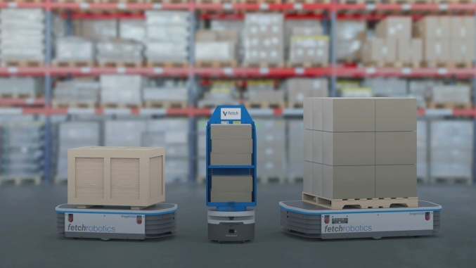 Fetch Robotics Raises 25 Million To Automate Warehouses
