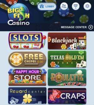 Big fish casino contact us