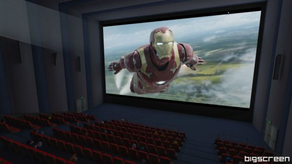 Bigscreen's 'Big Rooms' update shares your desktop with dozens in VR