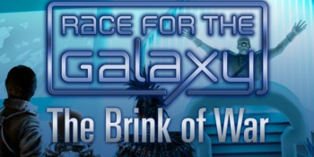 Race for the Galaxy launches Brink of War expansion