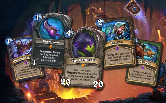 Hearthstone Kobolds Catacombs  Most Intriguing Cards