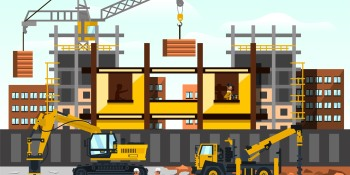 How tech tackled the construction industry's inefficiency in 2017