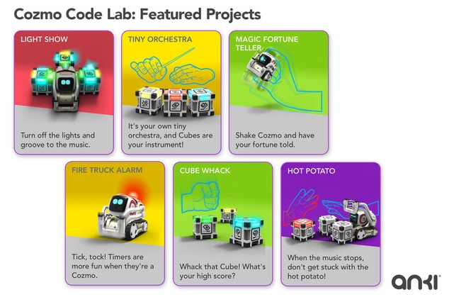 Image result for cozmo code