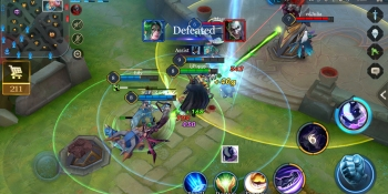 Immortals launches mobile esports team for Tencent's Arena of Valor