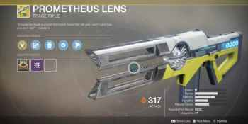 Bungie 'fixes' Destiny 2's broken gun by selling it to everyone