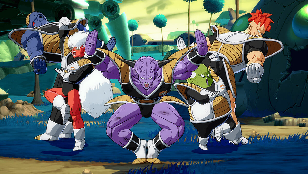 Dragon Ball FighterZ Sudah Laku 2 Juta Kopi