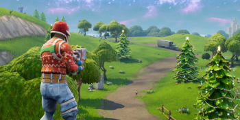 Invite-only Fortnite is already the top iPhone game in the U.S.