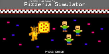 Five Nights at Freddy's pizzeria simulator opens its doors