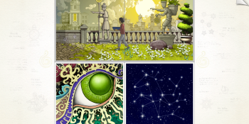 Gorogoa's hand-drawn puzzles debut on December 14 after 5 years of crafting