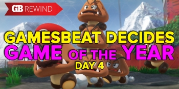 GamesBeat Decides' game of the year part 4