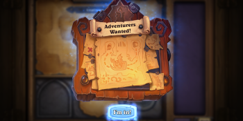 Hearthstone: Kobolds & Catacomb's Dungeon Runs is a win for Blizzard