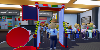 The IndieBeat: TSA Frisky comes out of a student incubator and into our VR headsets