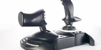 Thrustmaster's Xbox One HOTAS joystick is excellent if you love Elite Dangerous