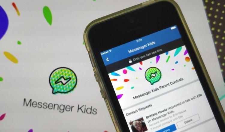 Facebook Messenger for Kids