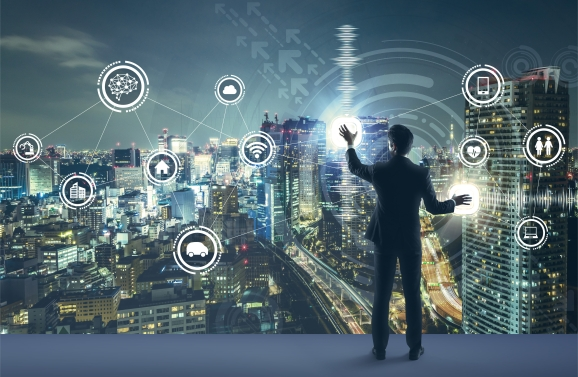 With IoT, any company can enter the SaaS market