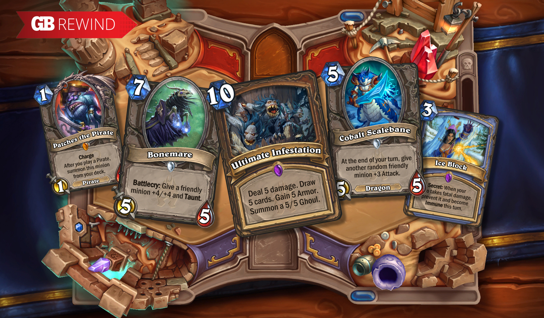 heartstone mobile how to delete deck