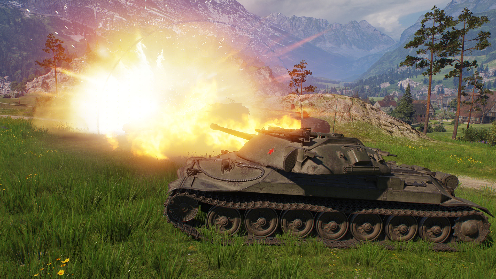 World Of Tanks To Get Major 1.0 Update