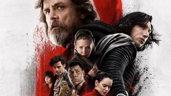 Last Jedi Movie Poster