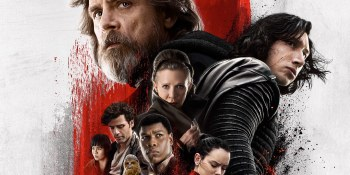 Spoilers! 'The Last Jedi' is a new candidate for best Star Wars film ever