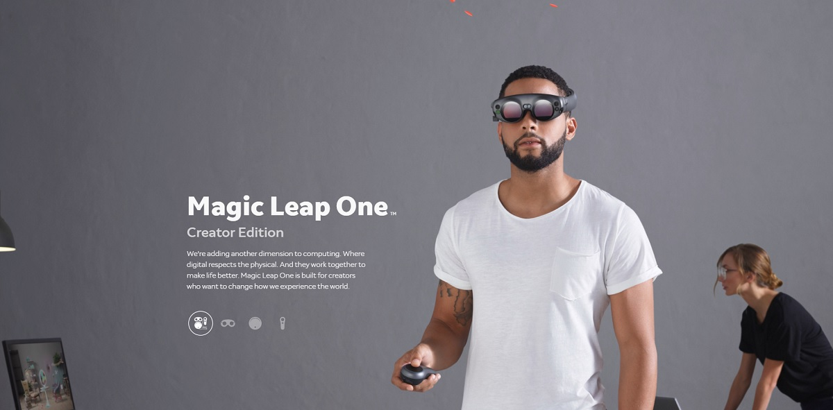 photo image Magic Leap One will ship this summer with Nvidia Tegra X2 processor