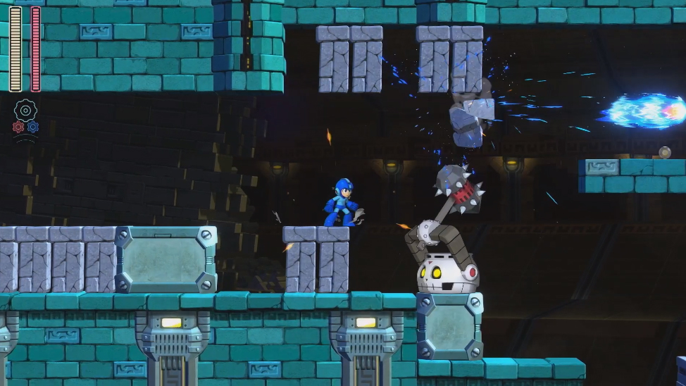 Mega Man 11 Is Coming In Late 2018 on Picture Puzzle 11